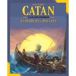 Catan: Explorers & Pirates – 5-6 Player Extension - DE
