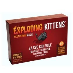 Exploding Kittens - SR