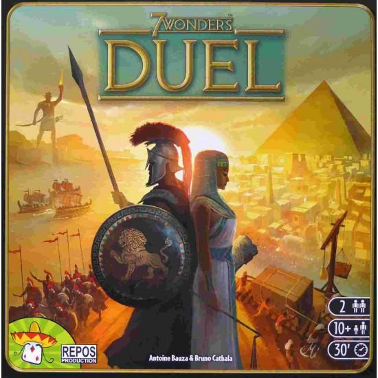 Drustvena igra - 7 Wonders Duel - GR