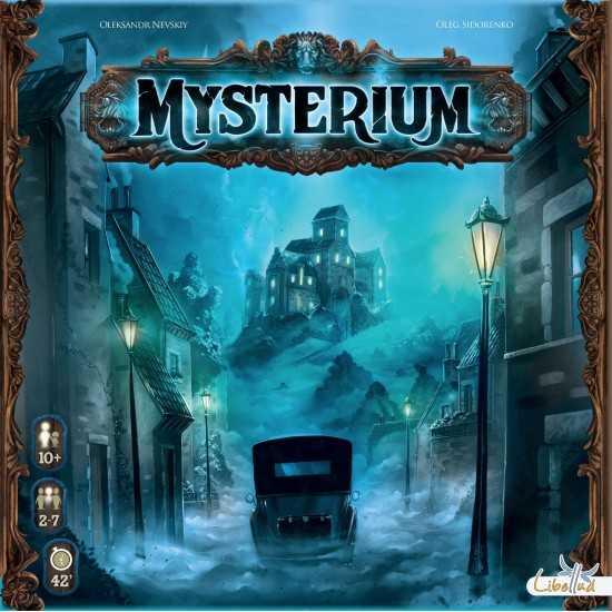 Mysterium - GR with serbian rules