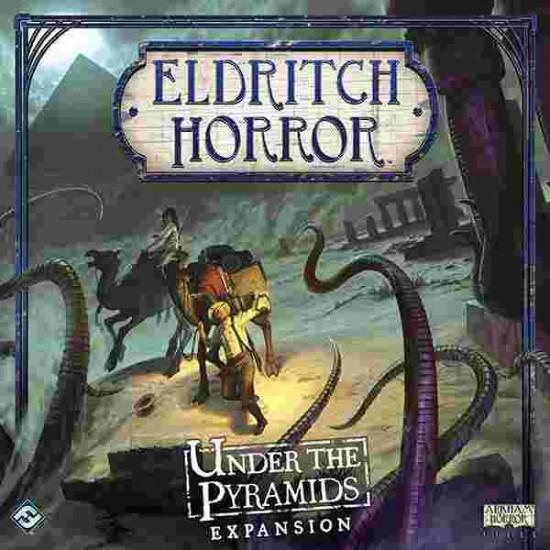 Eldritch Horror: Under the Pyramids