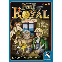 Port Royal: Just One More Contract...