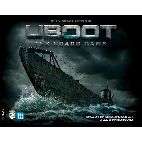 UBOOT: The Board Game
