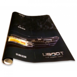 U-Boot The Board Game - Latex Giant Playing Mat (95cm x 37cm)