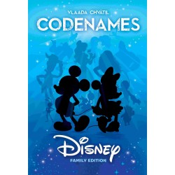 Codenames: Disney – Family Edition
