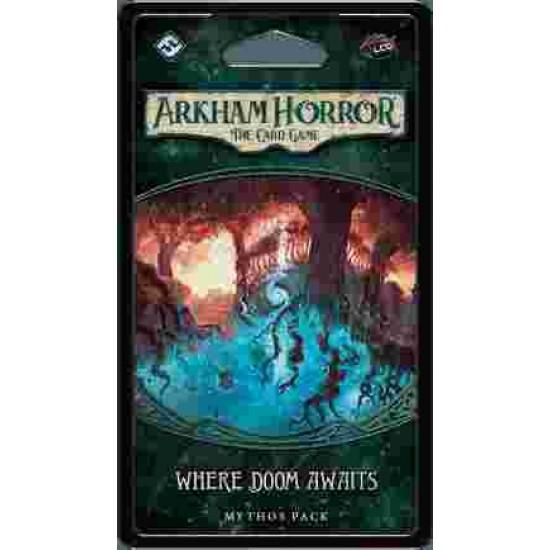 Arkham Horror: The Card Game – Where Doom Awaits: Mythos Pack