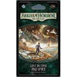 Arkham Horror: The Card Game – Lost in Time and Space: Mythos Pack