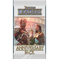 7 Wonders: Leaders Anniversary Pack