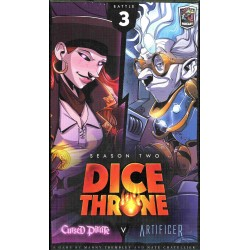 Dice Throne: Season Two – Cursed Pirate v. Artificer