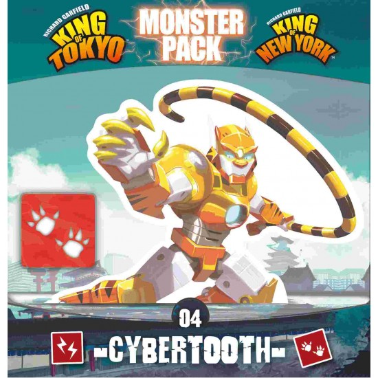King of Tokyo/New York: Monster Pack – Cybertooth
