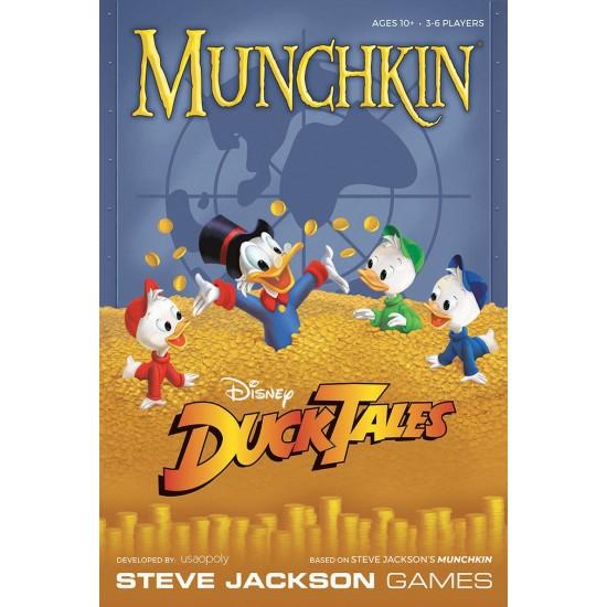 Munchkin: Disney DuckTales