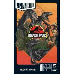 Unmatched: Jurassic Park – InGen vs Raptors