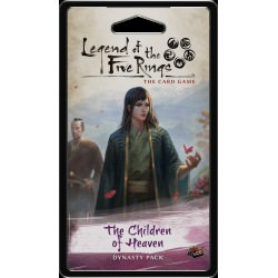 Legend of the Five Rings: The Card Game – The Children of Heaven