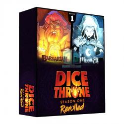Dice Throne: Season One ReRolled - Barbarian v Moon