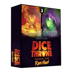 Dice Throne: Season One ReRolled - Pyromancer v Shadow Thief