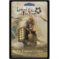 Legend of the Five Rings: The Card Game – The Emperor's Legion
