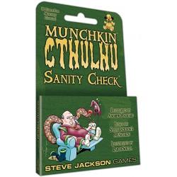 Munchkin Cthulhu: Sanity Check
