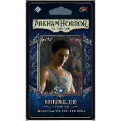 Arkham Horror: The Card Game – Nathaniel Cho: Investigator Starter Deck