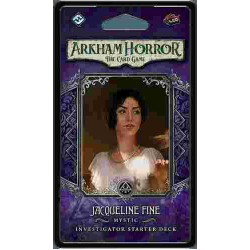 Arkham Horror: The Card Game – Jacqueline Fine: Investigator Starter Deck