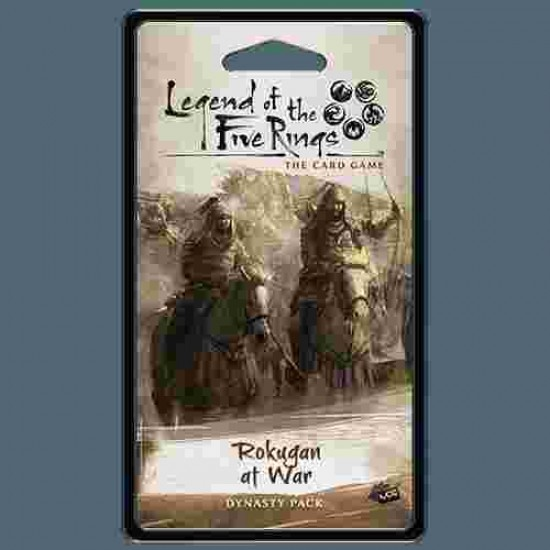 Legend of the Five Rings: The Card Game – Rokugan at War