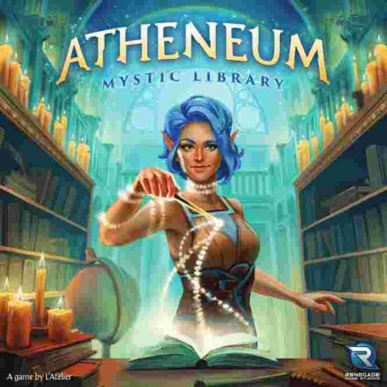 Atheneum: Mystic Library