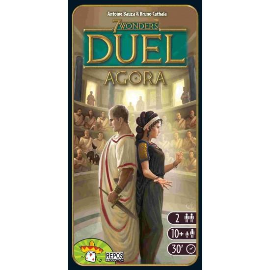 7 Wonders Duel: Agora EN