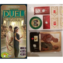 7 Wonders Duel: Agora - DE - malo ostecena kutija