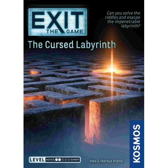 Exit: The Game – The Cursed Labyrinth