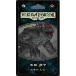 Arkham Horror: The Card Game – In Too Deep: Mythos Pack