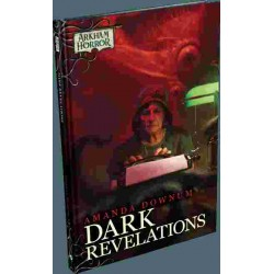 Arkham Horror: The Card Game – Dark Revelations Novellas