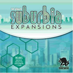Suburbia Expansions (second edition)