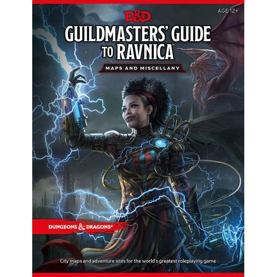 Guildmaster's Guide to Ravnica Book