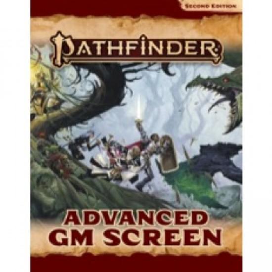 Pathfinder Advanced GM Screen [P2]
