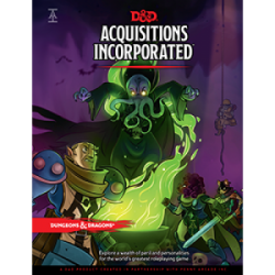 D&D - Acquisitions Incorporated