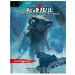 D&D Icewind Dale: Rime of the Frostmaide