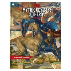 D&D Mythic Odysseys of Thero