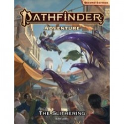 Pathfinder Adventure: The Slithering 2nd Edition