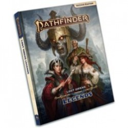 Pathfinder Lost Omens Legends 2nd Edition