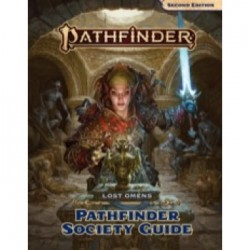 Pathfinder Lost Omens Pathfinder Society Guide 2nd Edition