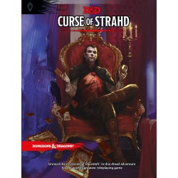 Dungeons & Dragons RPG - Curse of Strahd