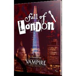 Vampire: The Masquerade 5th Edition Fall of London