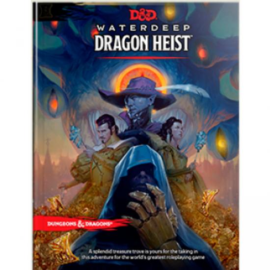 D&D - Waterdeep Dragon Heist