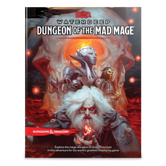 Dungeon of the Mad Mage Book