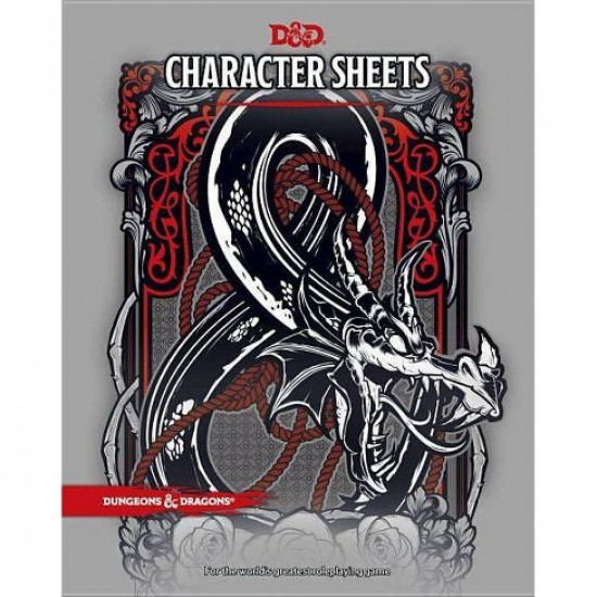 Dungeons & Dragons Character Sheets