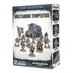 Start Collecting! Militarum Tempestu