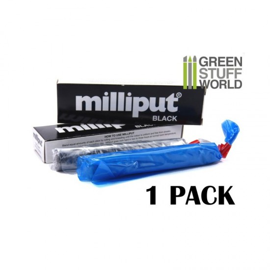 Milliput Super Black