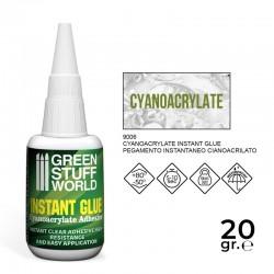 Cyanocrylate Adhesive 20gr.