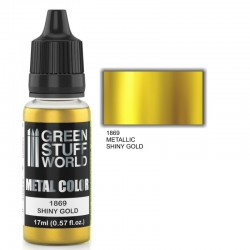 Metallic Paint SHINY GOLD