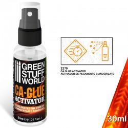 CA-Glue Activator - Cyanoacrylate Accelerator