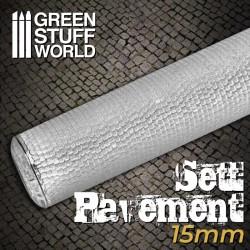 Rolling Pin Sett Pavement 15mm